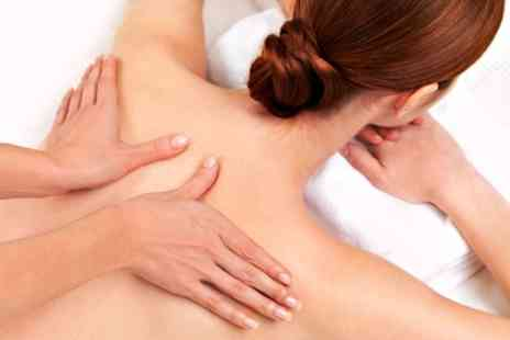 Elite Hair - 30 Minute Back, Neck and Shoulder Massage - Save 0%