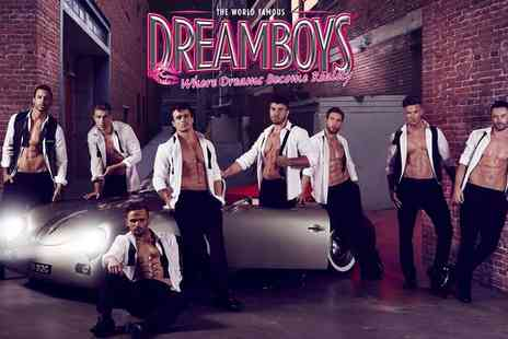 The Dreamboys - One ticket to The Dreamboys Show with Cocktail and Nightclub Entry on 7 October To 23 December 2017 - Save 40%