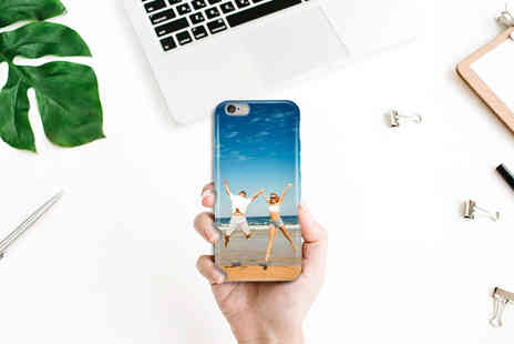 Shop Sharks - Personalised photo iPhone case - Save 75%