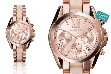 GK1706 - Ladies Michael Kors MK6066 PVD rose plated watch - Save 44%