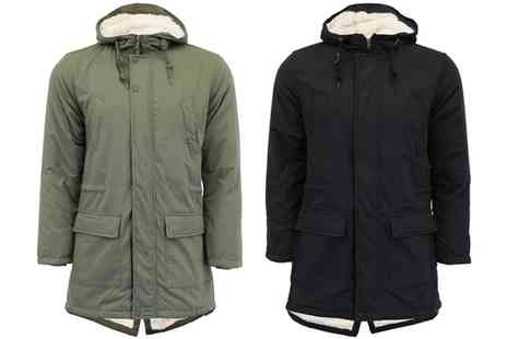 Groupon Goods Global GmbH - Tokyo Laundry Parton Hooded Parka Jacket - Save 24%