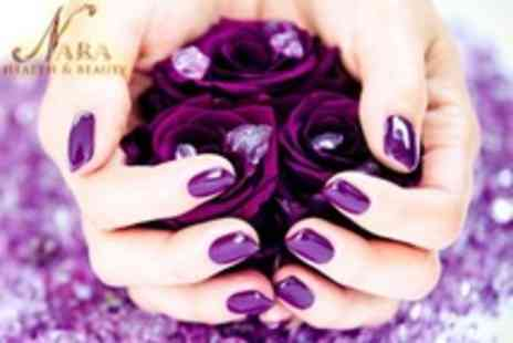 Naras Beauty Clinic - Shellac Manicure - Save 50%