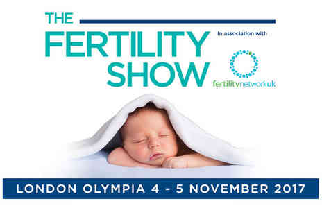BBC Good Food Show - Entry for one to The Fertility Show on 4th or 5th Nov 2017 - Save 50%