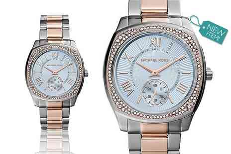 Gray Kingdom - Ladies Michael Kors Byrn MK6136 watch - Save 50%