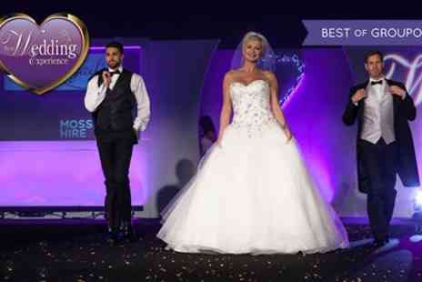 The Wedding Experience - VIP Ticket to The Wedding Experience on 22 October - Save 40%