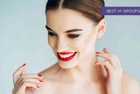 Harley Clinic - Home Teeth Whitening Kit with Custom Made Trays and Check Up - Save 34%