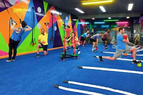 MYPT Studio - One or Two Personal and Group Training Sessions - Save 81%