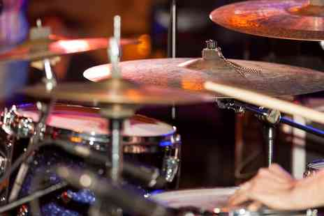 Seven Hills Tuition - Four Drumming Lessons - Save 58%