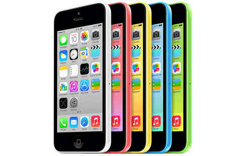 Fone Plaza - Apple iPhone 5C 8GB or 16GB Available in Five Colours - Save 37%