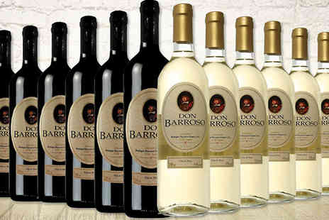 karpe deal - 12 Bottle White and Red Wine Collection - Save 59%