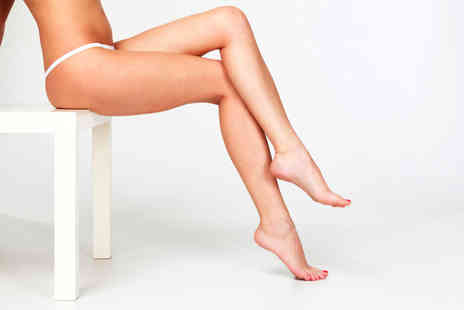 Ecolite Clinic - Six sessions of Ipl hair removal on your choice of one area - Save 82%