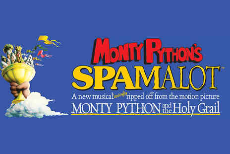Grand Opera House - Ticket to Monty Pythons Spamalot at the Grand Opera House - Save 37%