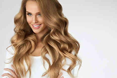 Coco Bell - wash, cut and blow dry with a hair treatment  - Save 58%