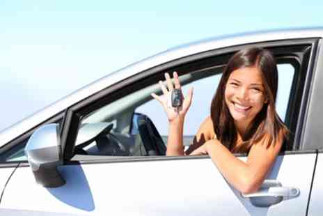 Hull Driving School - One or Five Hours of Driving Tuition - Save 61%