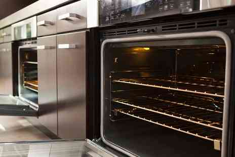 London Bright - Full Oven Clean with Optional Standard Hob Clean - Save 36%