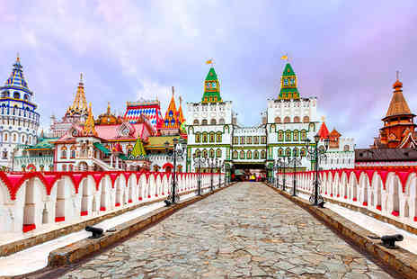 The Two Capitals Of Russia - Five Star Russias Magnificent Winter Beauty - Save 43%