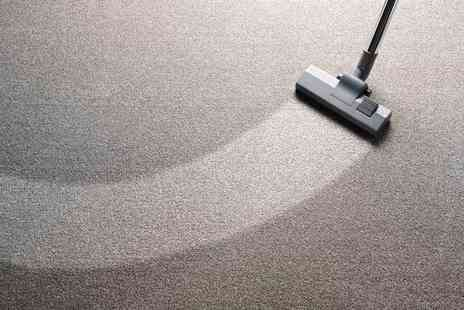Kandi Kleaners - Carpet cleaning for two rooms - Save 52%