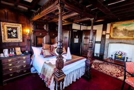 Mermaid Inn - One or Two Nights for Two with Breakfast and Dinner Credit for 2 AA Rosette Restaurant - Save 0%