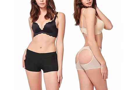Groupon Goods Global GmbH - One or Two Sets of Buttock Lifting Shapewear - Save 0%