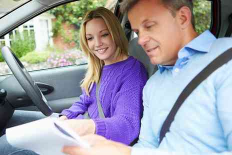 Project Drive - One Hour Driving Lessons - Save 68%