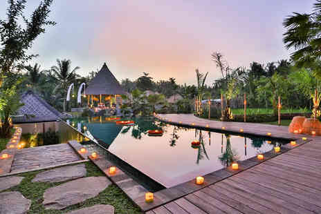 Sankara Resort Ubud - Four or five Star Lush Jungle & Pristine Beaches - Save 0%