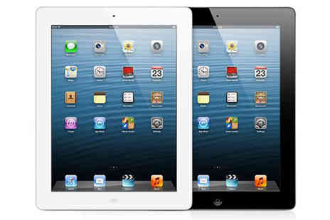 Ultimo Electronics - 1 iPad 4 To 16GB Wi-Fi - Save 36%