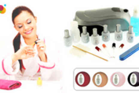 Body Reform - Professional Gellure Nail Polish Kit � Home Use � for only £79 (Usually £184.90 - Save 57%