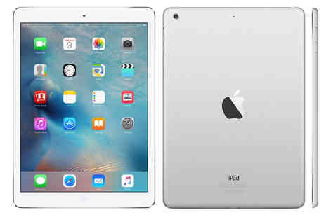 Ultimo Electronics - Silver iPad Air 32GB - Save 44%