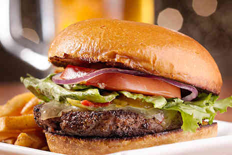 Bar Social - Burger and cocktail each for two people - Save 55%