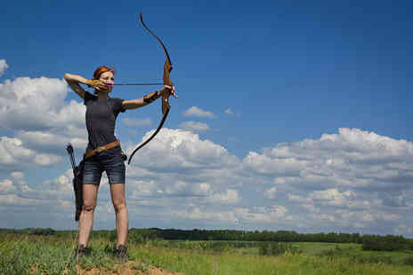 Herrings Green Activity Farm - Three hour field sports experience for one or two - Save 0%