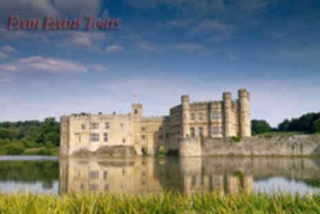 Evan Evans Tours - 1 day excursion to Leeds Castle, Canterbury Cathedral - Save 50%