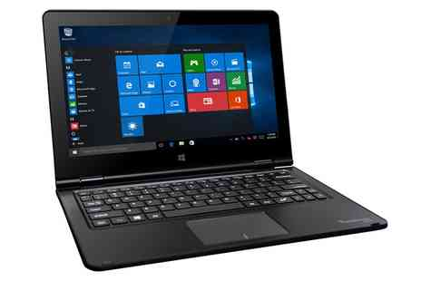 Groupon Goods Global GmbH - Kocaso Transformer M 11.6 Inch Touchscreen Laptop With Free Delivery - Save 0%
