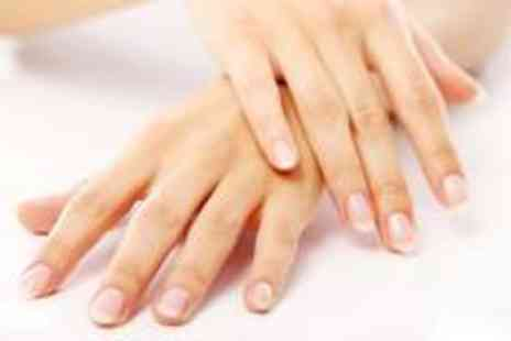 Beauty 2 - Luxury manicure and an aromatherapy pedicure - Save 72%