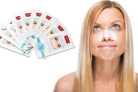 Forever Cosmetics - 24 x Deep clean Nasal Blackhead Removal Strips - Save 90%