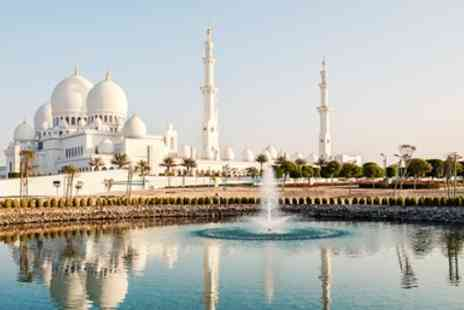 Emirates Holidays - Five night Abu Dhabi beach escape including flights - Save 0%