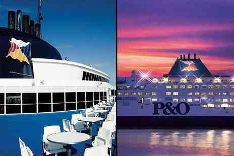 SuperBreak - New Years Eve boat party aboard the Pride of Hull, plus overnight stay with inside cabin and breakfast, upgrade to outside cabin - Save 0%