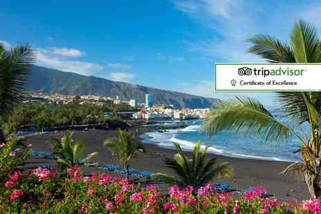 Super Escapes Travel - Seven night half board Tenerife break with flights - Save 25%