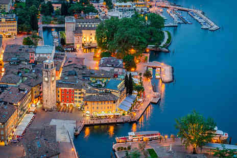 Weekender Breaks - Four night Milan and Lake Garda trip with breakfast, flights and train transfers - Save 38%
