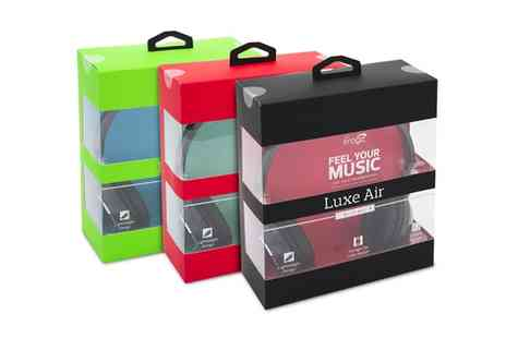 Groupon Goods Global GmbH - One or Two Pairs of iFrogz Luxe Air Headphones with Mic - Save 57%