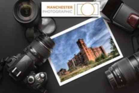 Manchester Photographic - Full Day Beginners' Photography Course With Print For Two with Manchester Photographi - Save 69%
