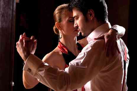 Embrace Tango - Four or Eight One Hour Tango Classes for One or Two - Save 79%