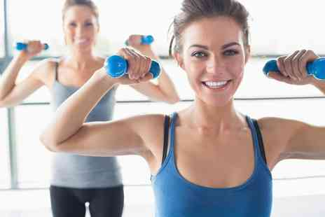 Millfield Fitness - Choice of Three or Five Fitness Classes - Save 56%