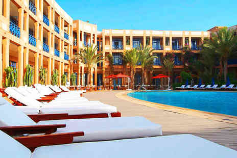 Le Medina Essaouira Hotel - Five Star Bohemian Spa Hotel Stay For Two Close to the Beach - Save 73%