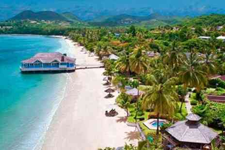 Sandals - Sandals St Lucia all inclusive holiday - Save 0%