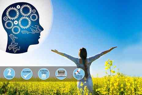 Vizual Coaching - Online Neuro Linguistic Programming level 3 diploma course - Save 95%