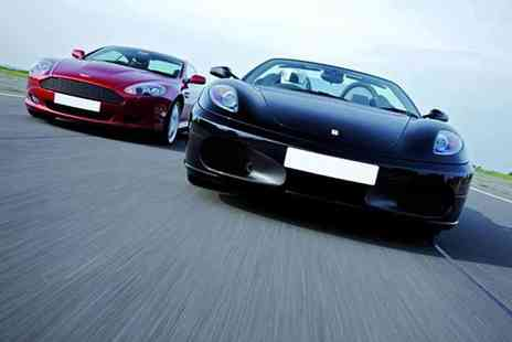 Buyagift - Six mile Ferrari and Aston Martin driving blast - Save 0%