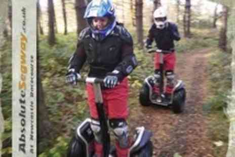 Absolute Segway - One Hour Segway Assault Course For One - Save 63%