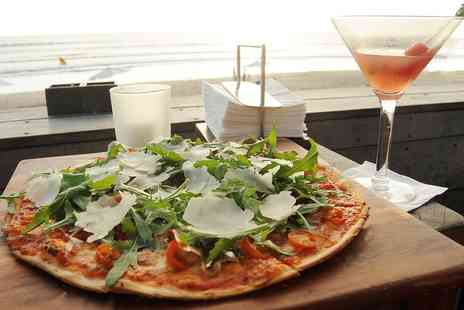 Buca di Pizza - Pizza and a Prosecco Spritz Cocktail for One or Two - Save 38%