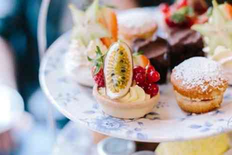 Hengist Restaurant - Afternoon tea for 2 - Save 53%