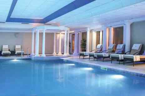 Macdonald Linden Hall Hotel - Northumberland spa day with treatments & afternoon tea - Save 42%